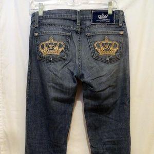 Rock & Republic Victoria Beckham Boot Cut Jeans 26
